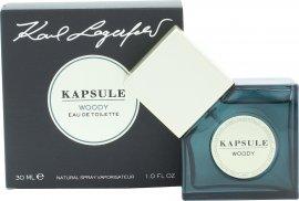 Karl Lagerfeld Kapsule Woody Eau de Toilette 30ml Sprej