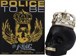 Police To Be The King Eau de Toilette 125ml Spray